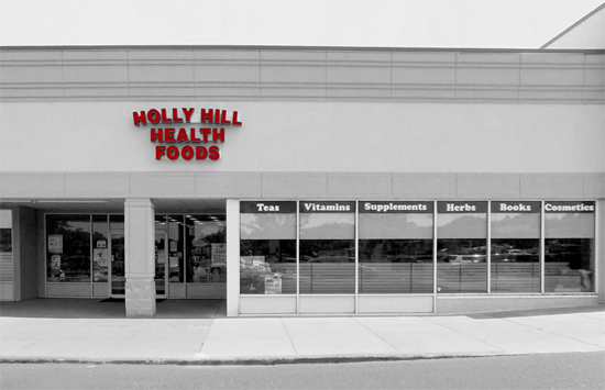 Holly Hill Vitamins Store