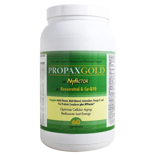 Nutritional Therapeutics Propax Gold with NT Factor, 60 Packets